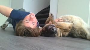 Bika en ik gek doen